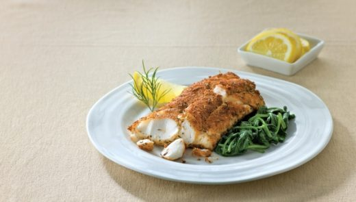 Cajun Seasoned Haddock